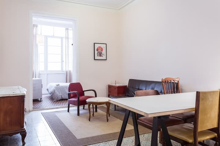 Beautiful apartment in the center  - Barcelona - Daire
