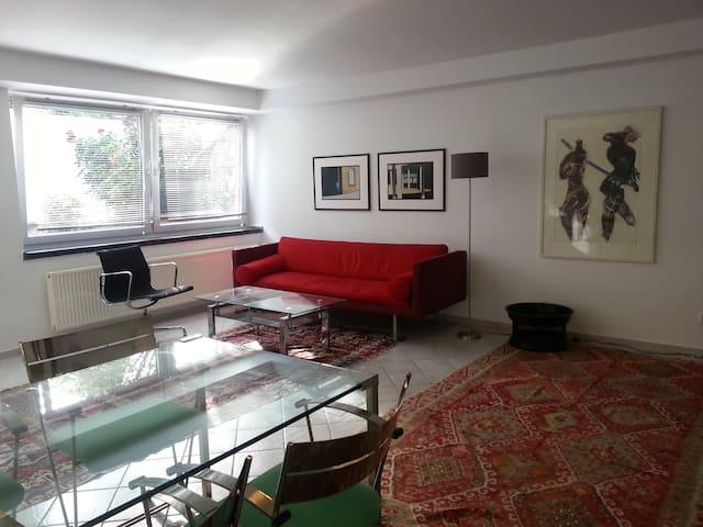 Messenahe, moderne 2-Zimmer Wohnung