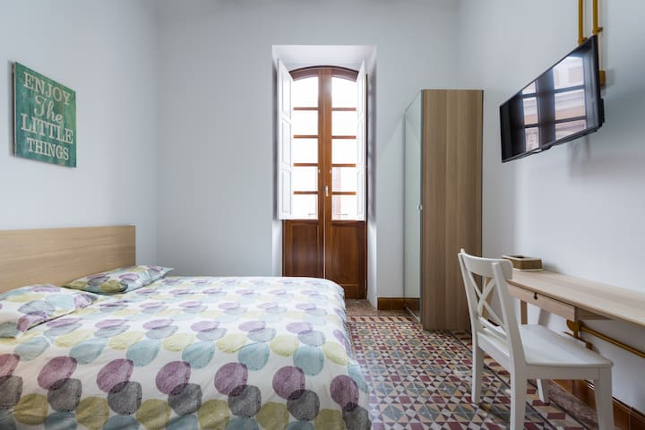 Centric Bedroom Close To Old Town. Nº 4 - Las Palmas de Gran Canaria - Huis