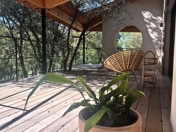 Vireplane Villa, indoor-outdoor, nature, comfort