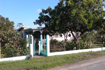 BARBUDA - Antigua and Barbuda - Codrington - House
