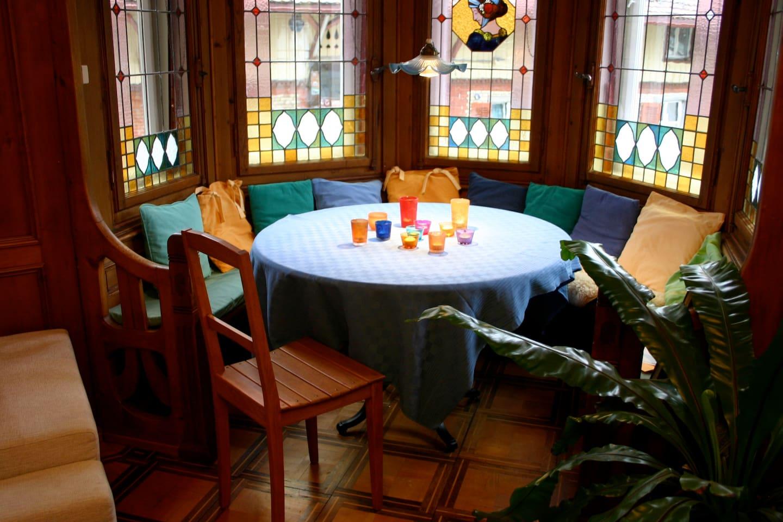 Privatzimmer in St.Gallen