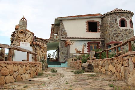 Sa Burrita:entre art et nature - Posada