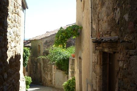 Beautiful House in Medieval Village - Caunes-Minervois