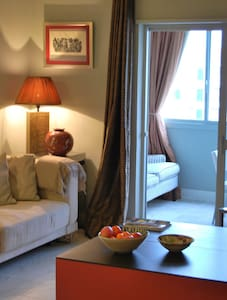 Cozy apartment on the beach - Manta Rota - 公寓