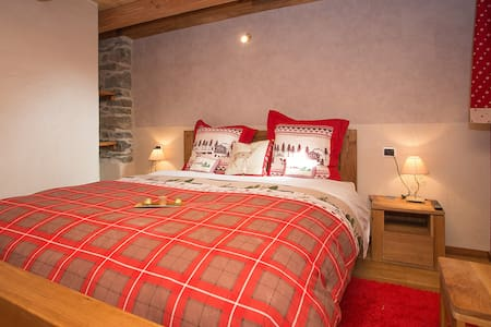 sleep in Matterhorn area of ski - Valtournenche - Bed & Breakfast - 0