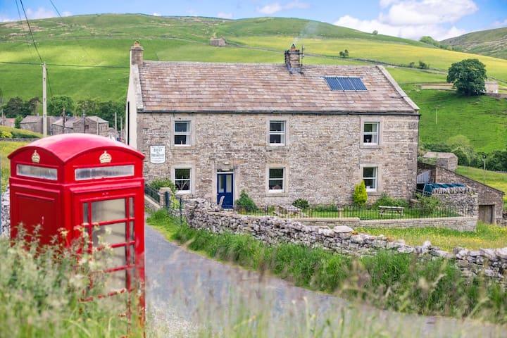 Keld Swaledale Yorkshire Dales home of waterfalls