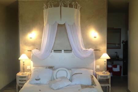 chambre d'hôte de charme  - Riom - Bed & Breakfast