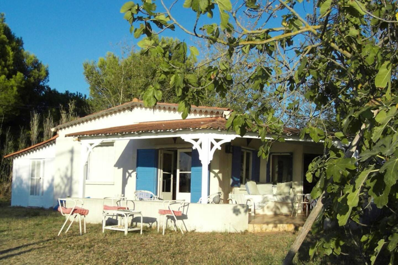 La villa,
