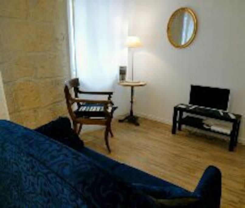 Studio pr s du vieux port et de la canebi re - Le bon coin location salon de provence ...