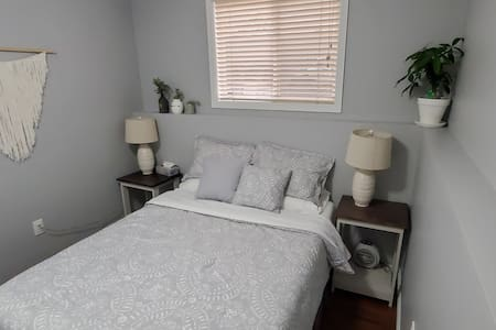 Cozy Basement Suite! - A Home Away From Home