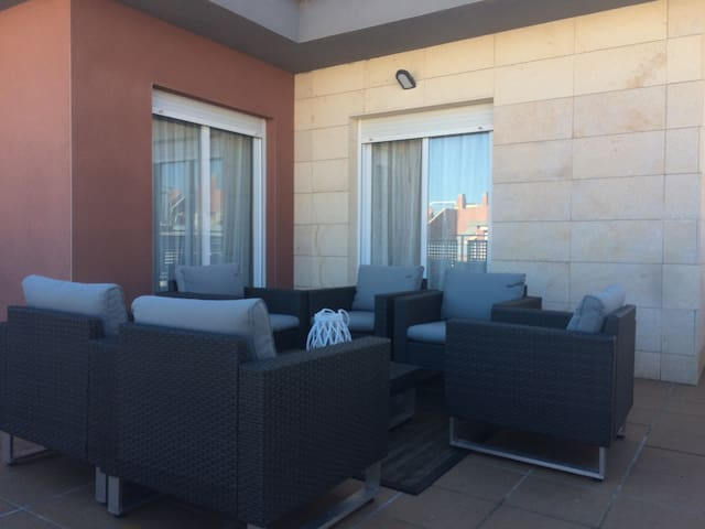 New apartment with sun terrace - Gran Alacant - Daire