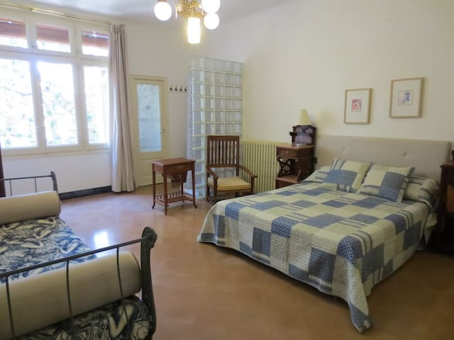 Allotjament modernista a Terrassa  - Terrassa - Bed & Breakfast