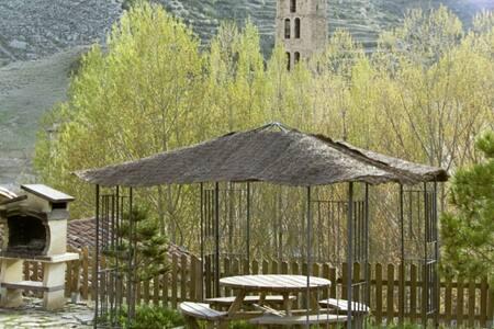 Teruel, house on the Maestrazgo