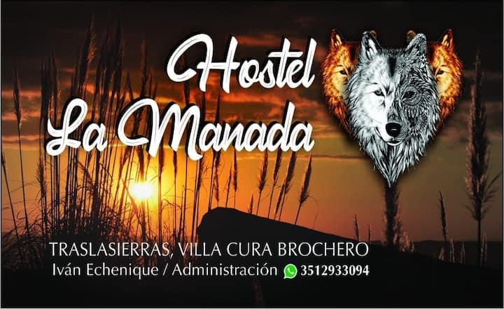 La Manada hostel