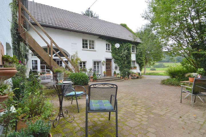 Cozy Apartment in Immerath with Fishing Near