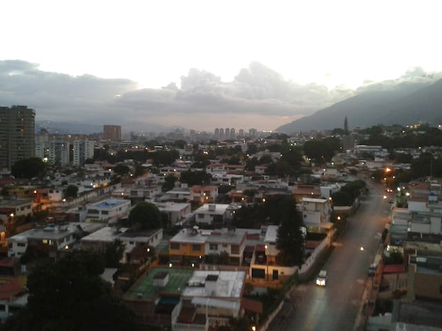 Super cozy mountainview apt. - Caracas