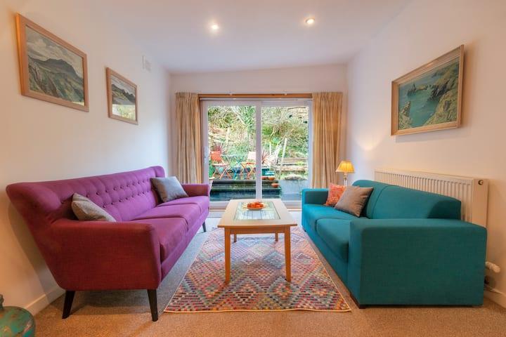 Apartment 10 mins to Skye