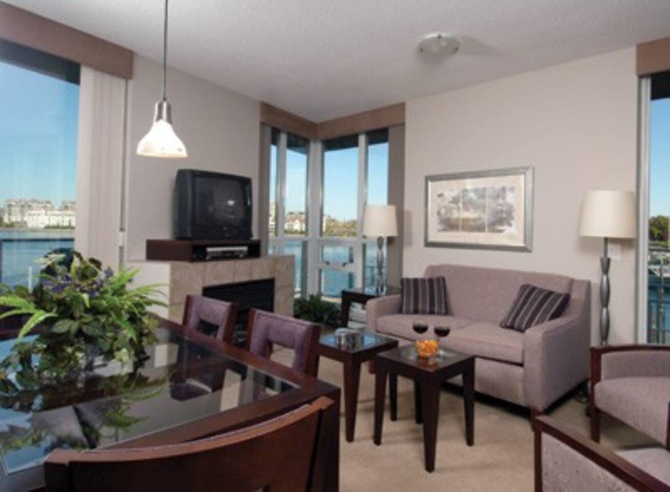 2-Bedroom Penthouse in Victoria