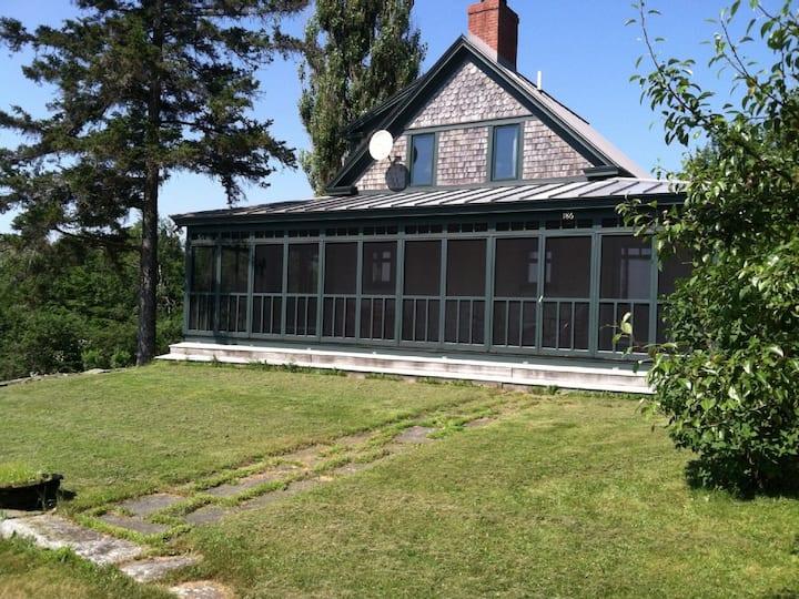 Toddy Pond Farm cottage