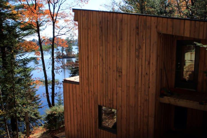 Quiet lakeside country house *Wifi* - Sainte-Marcelline-de-Kildare - Bungalo
