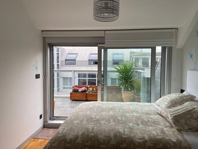 habitación terraza