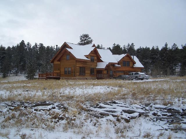 Pretty Lodge near Breck Buena Vista - Hartsel - 獨棟