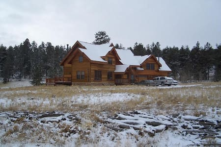 Pretty Lodge near Breck Buena Vista - Hartsel