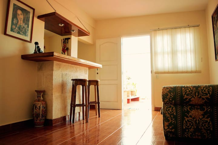 Iraima´s house,apartment with two rooms in Havana. - La Habana - Hus