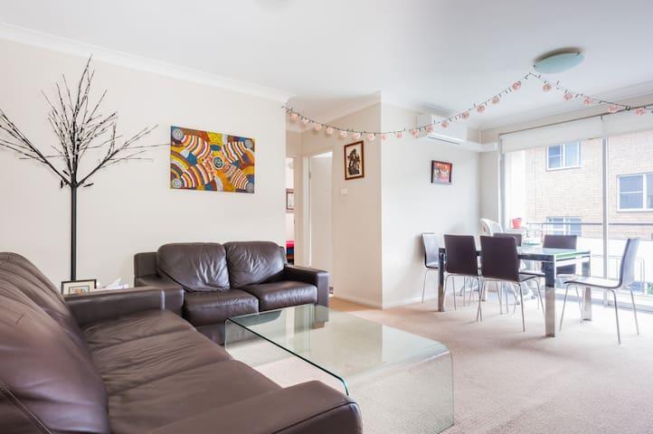 Modern, convenient & child friendly - Kingsford - Appartement
