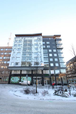 Two bedroom apartment in Tampere, Rautatienkatu 21