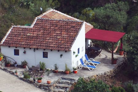 Casa Galesa Rural Cottage - Almogía