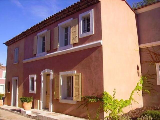 PROVENÇAL HOUSE IN FAYENCE (gf) INDOOR SPA & POOL