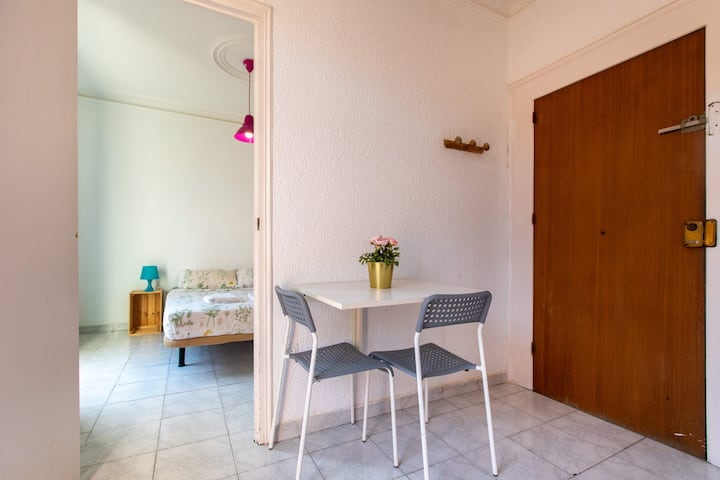 One bedroom apartment a few steps from las Ramblas