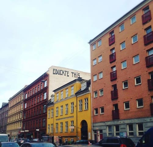 Cosy apartment in Central - Copenhague - Apartamento