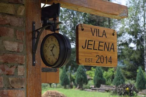 Guca, maison Ethno,Vila Jelena