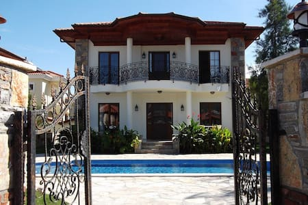 Villa shlamara turkey lovely views! - Dalyan Belediyesi - Huvila