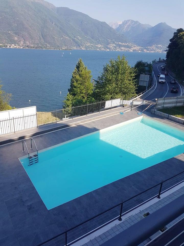 Blue Bay - Appartement De Luxe-Piscine et Parking