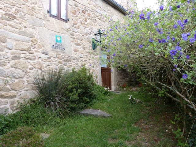 Casa Rivela (s.XVIII) - Rianjo - บ้าน