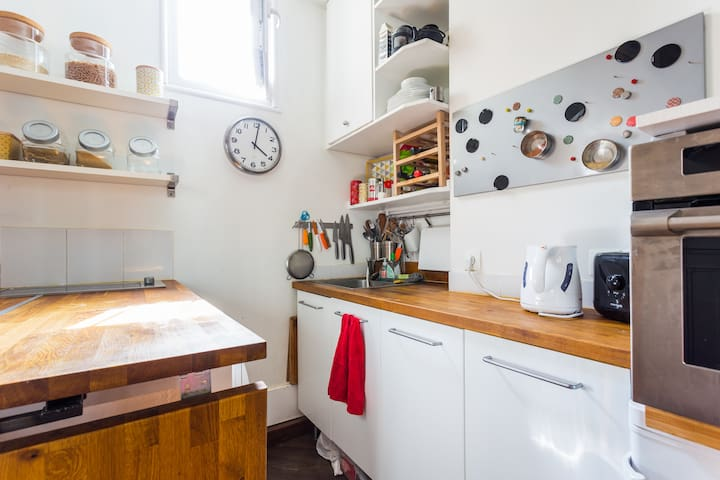 Cosy Appartement 35sqm in the north of Paris