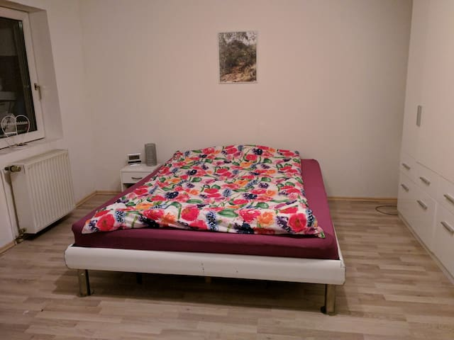 sehr ruhiges Zimmer in Bendorf- Stromberg