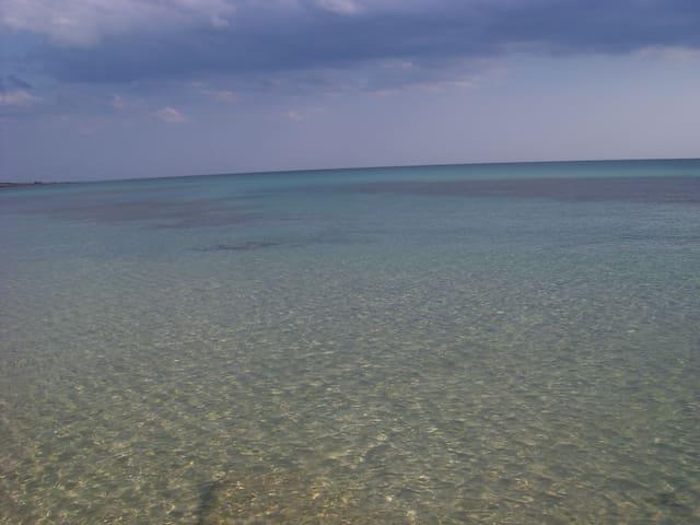 Torre Ovo a cento metri dalla spiaggia - Monacizzo-librari-truglione - Villa