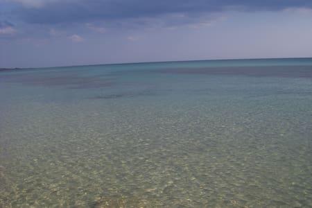 Torre Ovo a cento metri dalla spiaggia - Monacizzo-librari-truglione