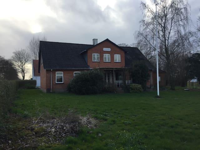 GÅRDEN VED HAVET - Brenderup - House