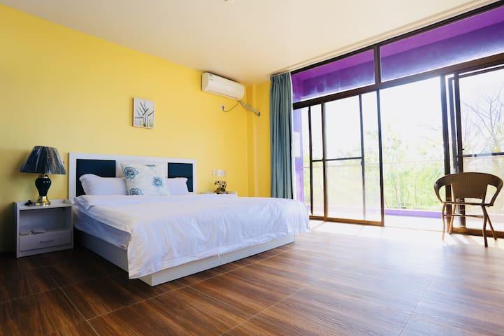 漫时光公寓Romantic. Saipan  garden 301豪华套房