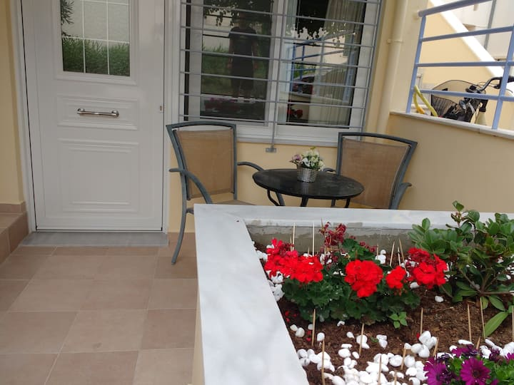 Nafplio quiet cute apartment