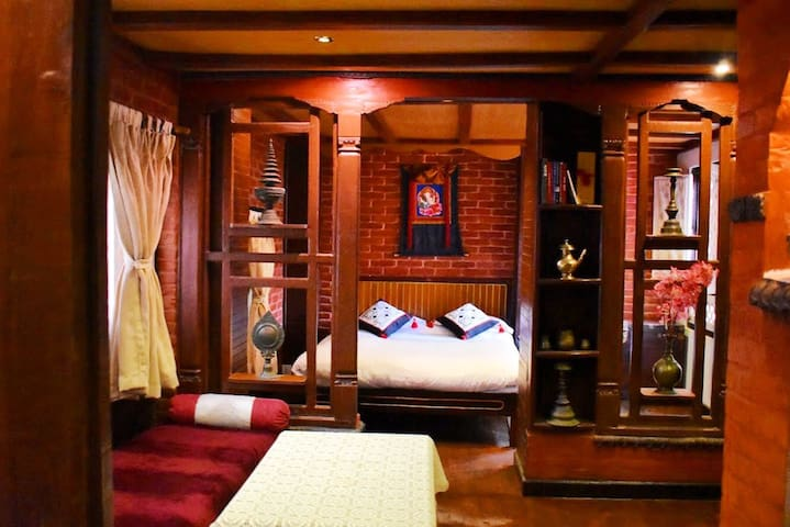Traditional Newari Loft Style Apartment
