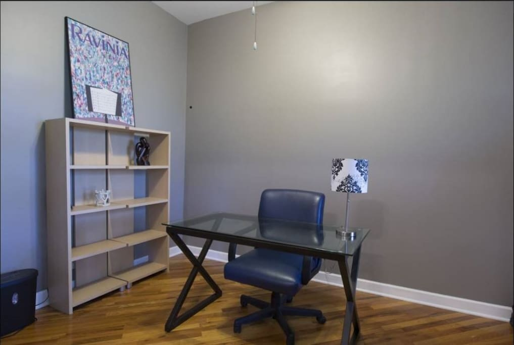 Private In-Unit Office Space!