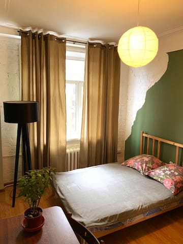 Double Bedroom IN THE BEST CENTRAL AREA OF MOSCOW!