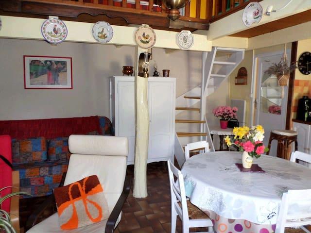 maison de pecheurs - Trébeurden - House